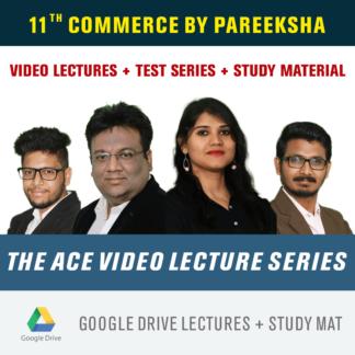 CBSE 11 Commerce Syllabus Video Classes by Pareeksha Commerce Academy