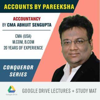CBSE 12 Commerce Accounts Syllabus Video Classes by Pareeksha Commerce Academy